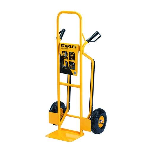 Wózek transportowy stalowy Stanley nośność 250 kg