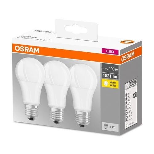 Żarówka LED 13W E27 1521lm ciepło biała/2700K Osram