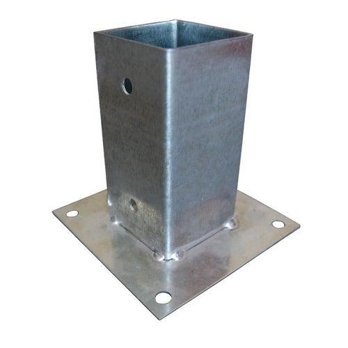 Podstawa słupa przykręcana 150x150x150 mm
