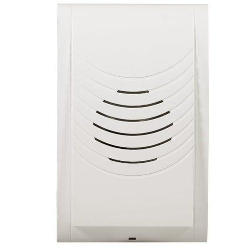 Dzwonek kompakt DNS-002 230V biały