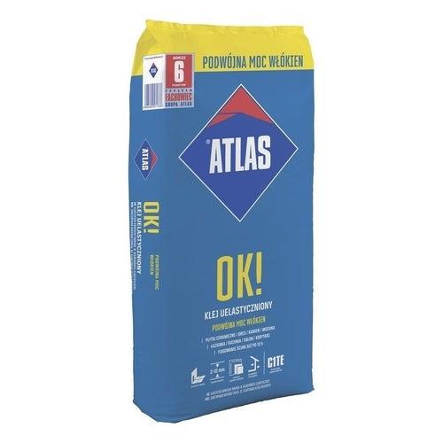 Zaprawa klejowa Atlas Klej OK! 22,5 kg