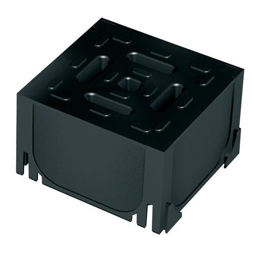 Element rewizyjny / narożny Hexaline, wym. 12,5x12,5x7,8 cm polipropylen ACO