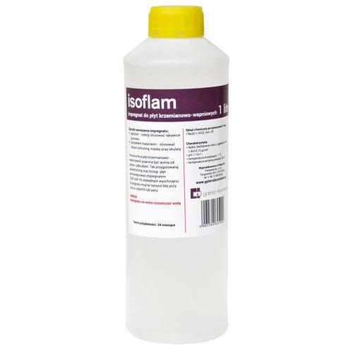 Impregnat do płyt izolacyjnych Isoflam 1 l