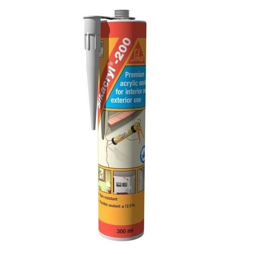Uszczelniacz akrylowy Sikacryl-200 300 ml