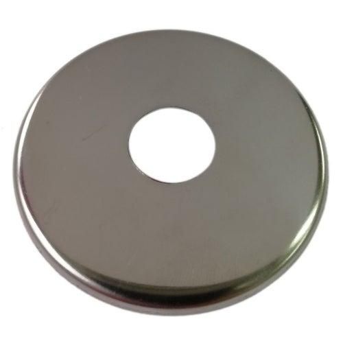 Rozeta maskująca pojedyncza 16 mm chrom