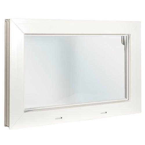 Okno gospodarcze uchylne KIPP 2000 600x400 mm białe
