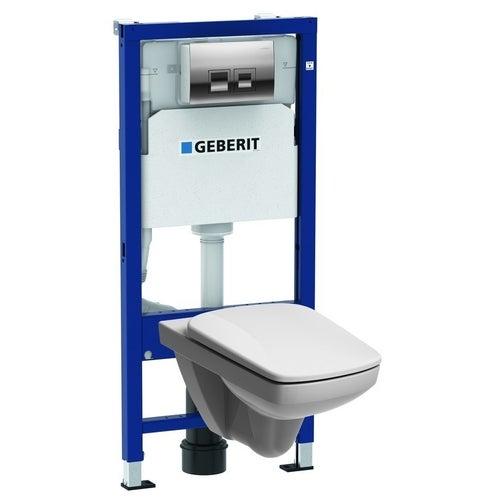 Zestaw podtynkowy WC Geberit Unifix Pro 50 Nova pro 118.301.21.1