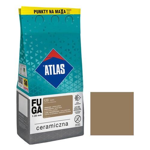 Fuga ceramiczna Atlas 120 toffi 5kg