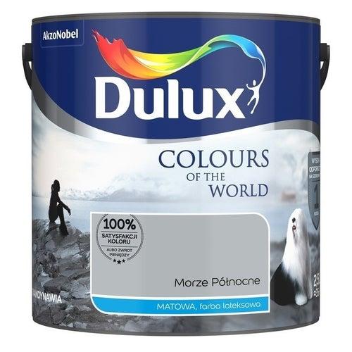 Farba Dulux Kolory Świata morze północne 2,5l