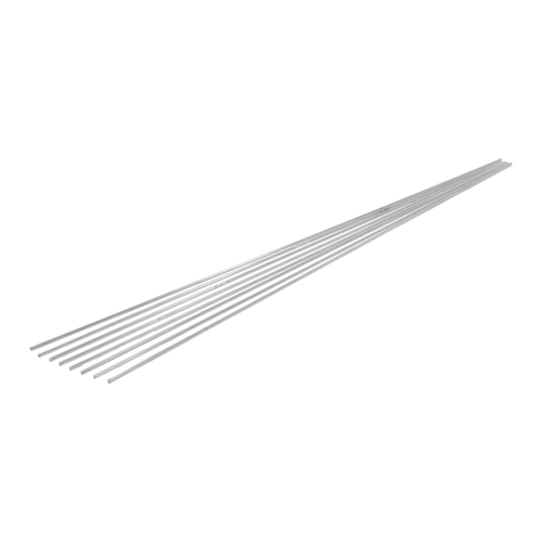 Pręty TIG do aluminium 2 mm 0,5 m, 8 szt.