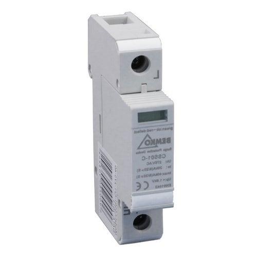 Ogranicznik przepięć 1P typ T2 (klasa C) A50-CCS01-1P Bemko