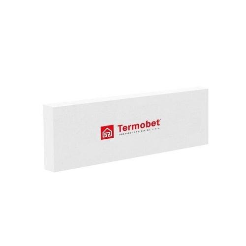 Beton komórkowy Termobet 600, bloczek 8 cm 80x590x240 mm 600 kg/m3 7,06 szt./m2
