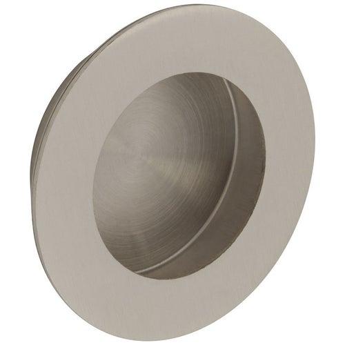 Uchwyt do drzwi przesuwnych wpuszczany fi 65 mm + zawieszka
