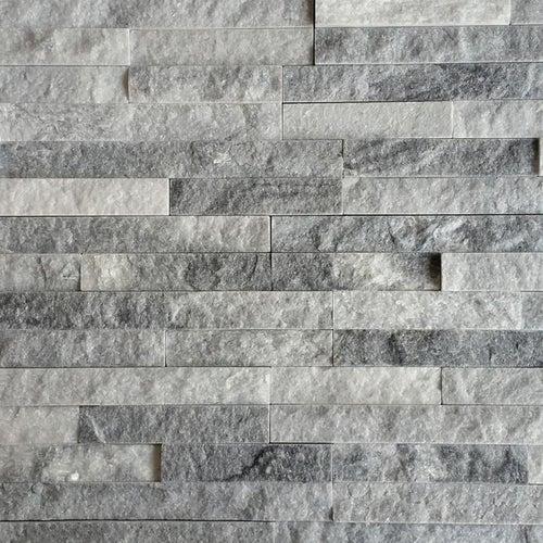 Kamień dekoracyjny Silver, szary, opak. 0.44m2, kamień naturalny