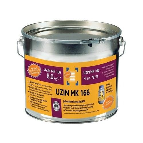 Klej poliuretanowy jednoskładnikowy MK-166 8kg