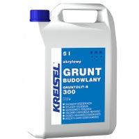 Grunt budowlany Gruntolit-B300 5 l