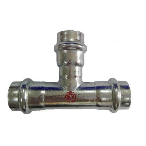 Carbon Trójnik 22x22x22 mm