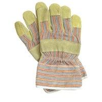 Rękawice wzmacniane skórą bydlęcą RSC, rozm. 10 (XL)