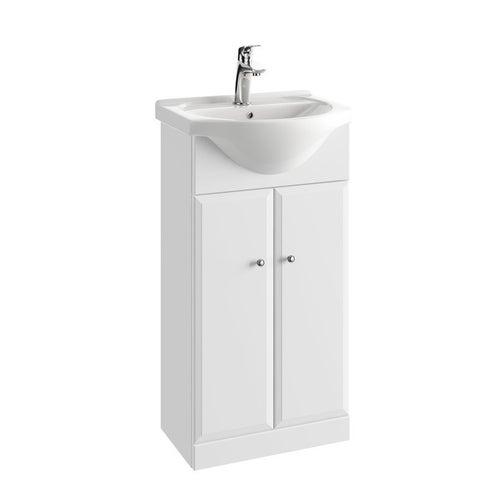 Zestaw szafka z umywalką Onas Armando 45 cm 001-D-04505+1