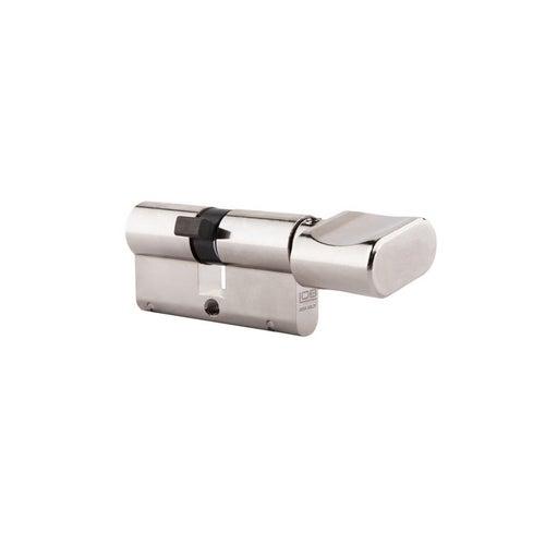 Wkładka drzwiowa bębenkowa z gałką Hektor 40Gx30 mm