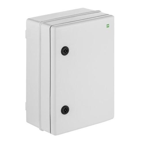 Obudowa natynkowa SR2 25x35x16cm płyta montażowa IP65 2754-02 Elektro-Plast