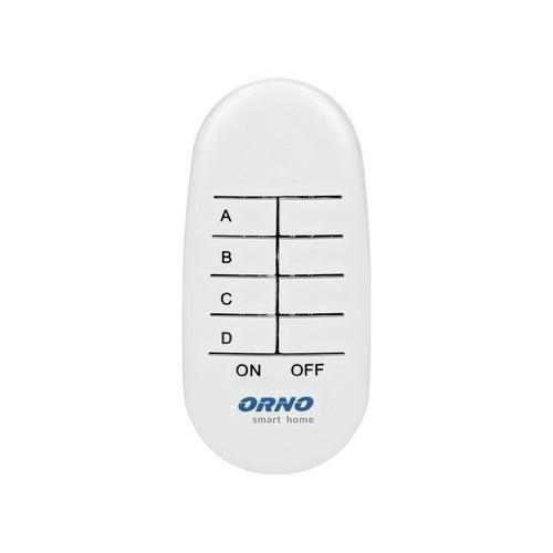 Pilot 4-kanałowy ORNO Smart home