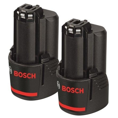 Zestaw akumulatorów 10,8-12V Twin Pack 2 x 2,5Ah Bosch