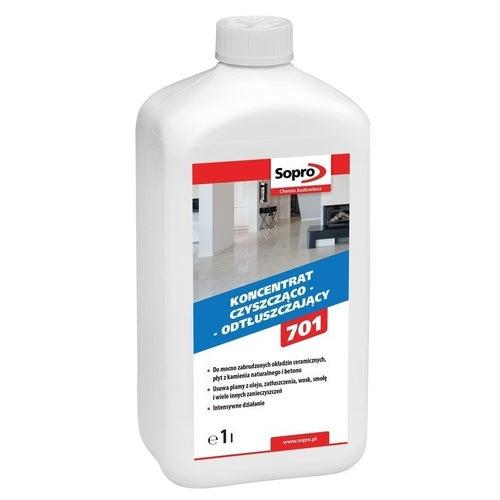 Koncentrat GR 701 Sopro czyszcząco odtłuszczający 1 l