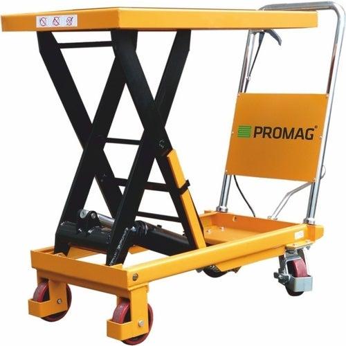 Wózek platformowy unoszący 500 kg