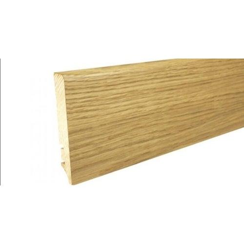 Listwa przypodłogowa P61 Barlinek 2200x90x16mm Dąb Lakier