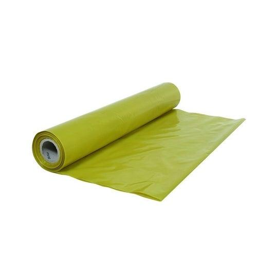 Folia paroizolacyjna 100 m2 żółta 2x50 m, 0.2 mm