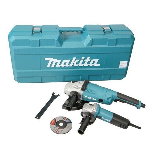 Zestaw szlifierek kątowych DK0053 Makita
