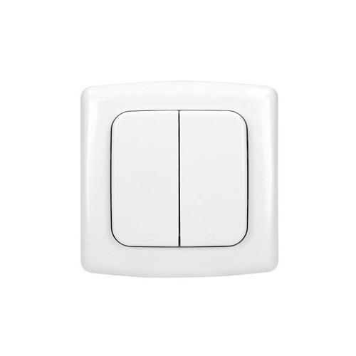 Włącznik podwójny natynkowy ORNO Smart home