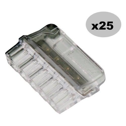 Szybkozłączka 5x2,5mm2 25 szt