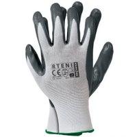 Rękawice nitrylowe RTENI, rozm. 10 (XL)