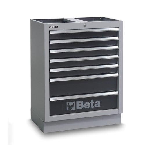 Moduł stały z 7 szufladami C4M7 Beta