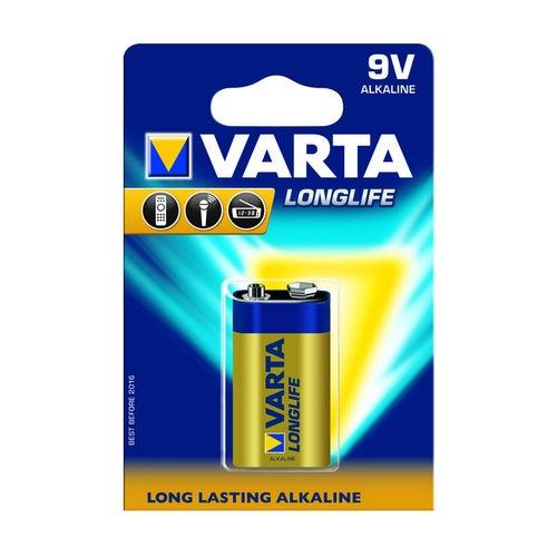 Bateria Varta Longlife LR61 9V 1szt