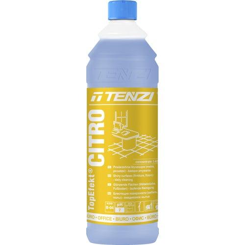Tenzi TopEfekt CITRO mycie powierzchni błyszczących koncentrat 1L