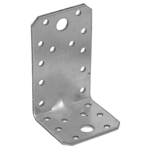 Kątownik z przetłoczeniem 90x50x55x2 mm