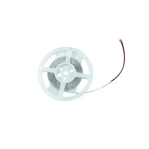 Taśma LED HQS 24V 6W/m 480lm/m 3000K IP33 5m