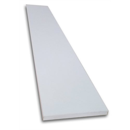Płyta meblowa biała 1200x200x18 mm