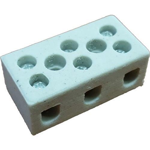 Złączka porcelanowa T213 3x2,5mm2