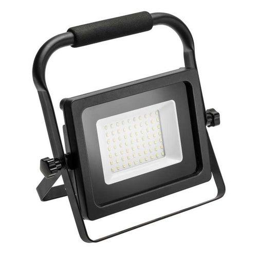 Naświetlacz LED 30W 2400 lm 6400K IP65 przenośny