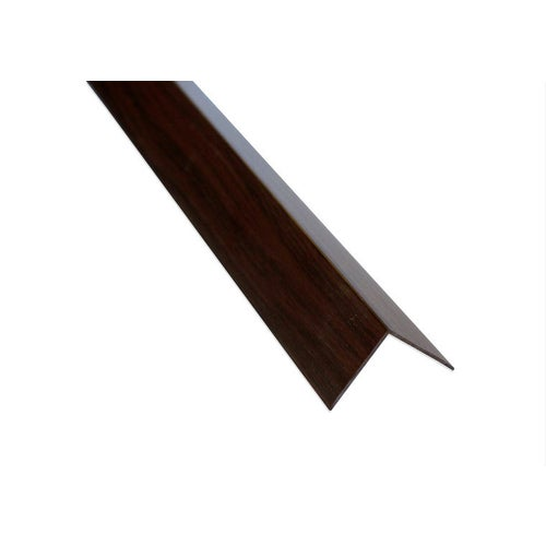 Kątownik PVC 30 x 30 x 2750 mm Wenge