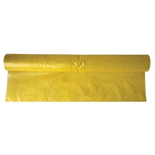 Folia paroizolacyjna 100 m2 żółta 2x50 m, 0.15 mm