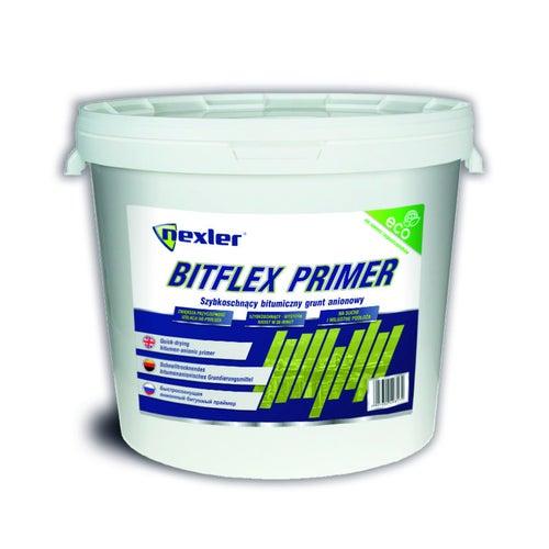 Grunt bitumiczno-anionowy Nexler Bitflex Primer 22 kg, szybkoschnący