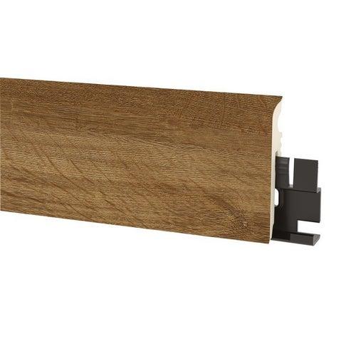 Listwa przypodłogowa Vigo 60 2200x60x15 dąb cornwall