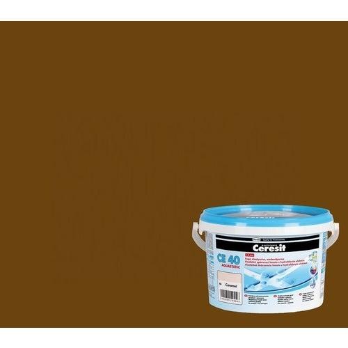 Fuga CE40 Aquastatic 58 chocolate 2 kg