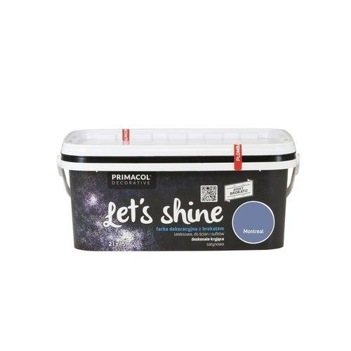 Farba Primacol Let's Shine montreal 2l