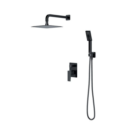 System podtynkowy prysznicowy Omnires Parma SYSPM10BL